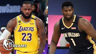 First night of NBA restart did not disappoint | Hoop Streams