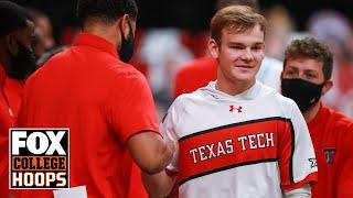 Texas Tech enters Andy Katz's rising teams after win over Texas | FOX COLLEGE HOOPS