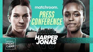 Fight Camp 2: Terri Harper vs Tasha Jonas plus undercard final press conference