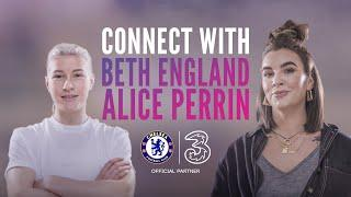 Beth England Teams Up With Alice Perrin To Design The Perfect Buddy Tattoo | Connect With Episode 4