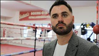 'BILLY JOE SAUNDERS HAS BEEN MESSED AROUND FOR TOO LONG WITH  THE CANELO FIGHT'- SAM JONES