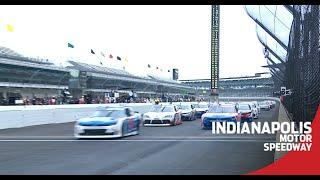 Watch NASCAR's Xfinity Series first laps on the Indianapolis road course | NASCAR Xfinity Series