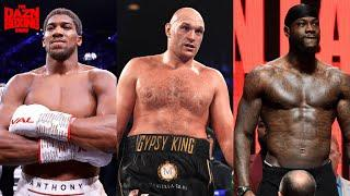What Deontay Wilder's Arbitration Ruling Means for Anthony Joshua vs. Tyson Fury