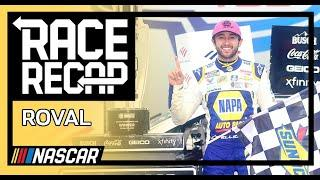 Quick Recap: Chase Elliott wins Roval, making it four road courses in a row | NASCAR Cup Series