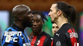 AC Milan vs. Inter Milan preview: Zlatan Ibrahimovic & Romelu Lukaku ready to battle again | ESPN FC