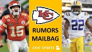 Chiefs Mailbag: Patrick Mahomes Stat Projections? Draft A WR In 2021? Most Underrated Chiefs Player?