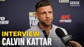 Calvin Kattar Warns Max Holloway To Have Focus in Right Place: 'To Overlook Me Would Be a Mistake'