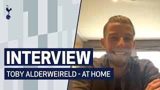 INTERVIEW | STAYING AT HOME WITH TOBY ALDERWEIRELD