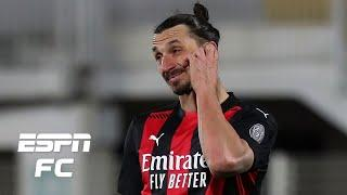 AC Milan STUNNED by Spezia in Serie A: Time for Zlatan Ibrahimovic and co. to panic? | ESPN FC