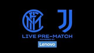LIVE! | INTER vs JUVENTUS | INTER TV PRE-MATCH powered by LENOVO | 2020/21 SERIE A  [SUB ENG]