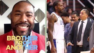Carron J. Phillips: Ty Lue 'the right guy' to clean up Clippers | Brother From Another | NBC Sports
