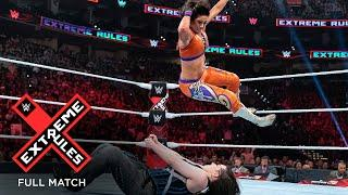 FULL MATCH - Bayley vs. Bliss & Cross - SmackDown Women's Title Match: WWE Extreme Rules 2019
