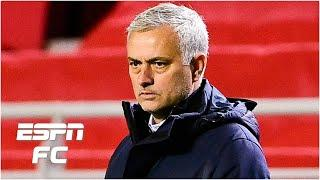 Jose Mourinho takes to Instagram BUT was his Tottenham team selection ARROGANT? | ESPN FC