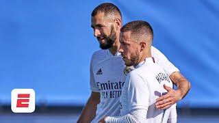 Real Madrid analysis: Eden Hazard and Karim Benzema are going to get on well - Laurens | ESPN FC