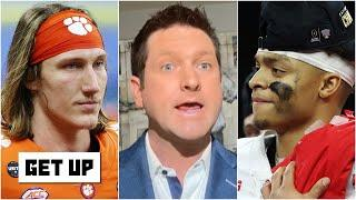 Todd McShay's NFL Mock Draft 1.0: Trevor Lawrence to the Jags & Justin Fields to the Pats | Get Up