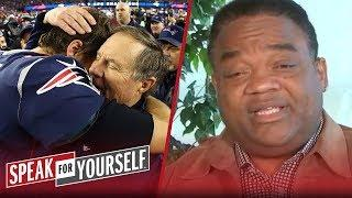 I am convinced that Brady & Belichick's divorce was amicable — Whitlock   NFL   SPEAK FOR YOURSELF