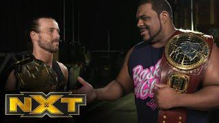 Keith Lee confronts Adam Cole: WWE NXT, June 17, 2020