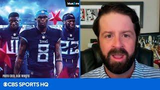Here's Why The Titans have the SCARIEST Offense in the NFL | CBS Sports HQ