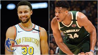 Steph Curry or Giannis Antetokounmpo: Who is better to build a team around? | NBA Countdown