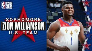 Relive The BEST Of Zion Williamson From The Season So Far!
