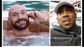 *ANTHONY JOSHUA v TYSON FURY* - THE HEATED WAR OF WORDS FROM BOTH! - (CONTAINS VERY STRONG LANGUAGE)