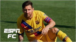 Lionel Messi once again seen as peacemaker after 'weak' Barcelona comments | ESPN FC
