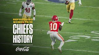 Chiefs Lay Claim to Super Bowl LIV | Refreshing Moments in Chiefs History