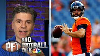 Joe Flacco could be perfect backup to Sam Darnold for Jets | Pro Football Talk | NBC Sports