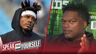 Cam Newton can be a safety net for Stidham in New England — LaVar | NFL | SPEAK FOR YOURSELF