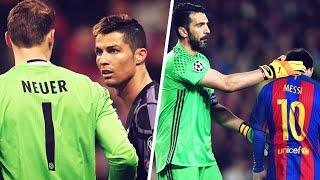 Cristiano Ronaldo vs. Leo Messi: who is the best according to goalkeepers? | Oh My Goal