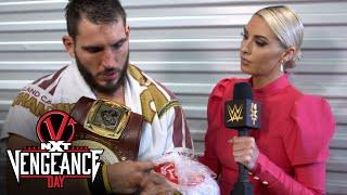 Gargano proclaims there's no one on this planet like him: WWE Network Exclusive, Feb. 14, 2021