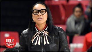 Dawn Staley breaks down the challenges of bringing student athletes back on campus | Golic & Wingo