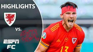 Wales fights back to get 1-1 draw with Switzerland at Euro 2020 | Highlights | ESPN FC