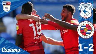 CARDIFF 1-2 READING | Third win on the spin as Morro and João find the net!