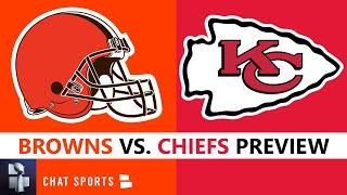 Browns vs. Chiefs NFL Playoffs Preview, Prediction, Analysis, Date & Time | AFC Divisional Round
