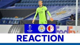 'We Want To Regain Our Pride' - Kasper Schmeichel | Leicester City 0 Slavia Prague 2
