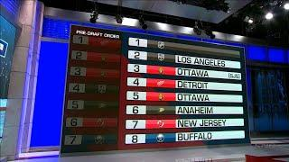 In Conversation: NHL Draft Lottery Special