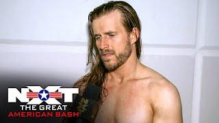 Adam Cole is at a loss for words: WWE Network Exclusive, July 8, 2020