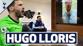 Spurs stars pick their FAVOURITE Hugo Lloris saves and captain receives congratulations messages!