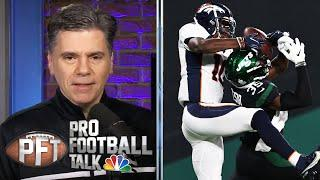 What's wrong with New York Jets after loss to Denver Broncos | Pro Football Talk | NBC Sports