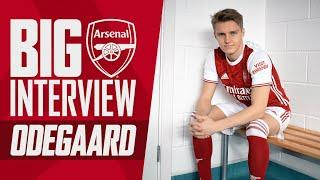 Martin Odegaard on life in London, Ronaldo, Real Madrid & more   The Big Interview