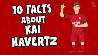 10 facts about Kai Havertz you NEED to know!  OneFootball x 442oons