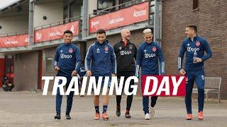 TRAINING DAY | A lot of fun during our last training session of 20/21!