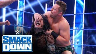 Jeff Hardy vs. The Miz: SmackDown, July 10, 2020