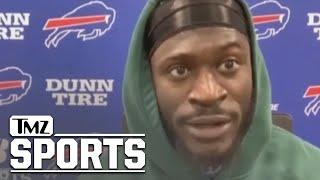 NFL's Tre'Davious White Emotional After $70 Mil Contract, I'm Retiring My Parents! | TMZ Sports