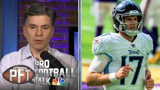 What doesn't belong: Tennessee Titans have more to prove | Pro Football Talk | NBC Sports