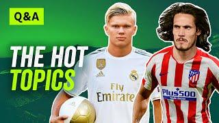 Why Erling Haaland will make Barcelona suffer! Q&A