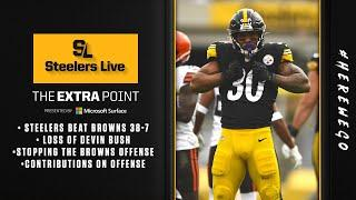 Steelers Live The Extra Point: Week 6 win over the Cleveland Browns