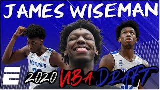 James Wiseman's Joel Embiid-like qualities could make him the #1 pick in the 2020 NBA Draft   ESPN