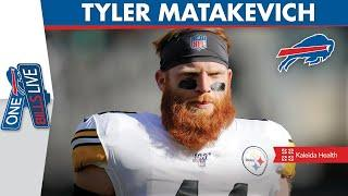 Tyler Matakevich Brings Special Teams Expertise to Buffalo | One Bills Live